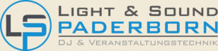 Logo Light and Sound Paderborn